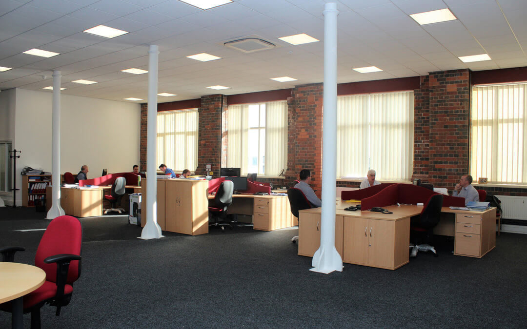 OFFICE EXPANSION AT BIRMINGHAM HQ